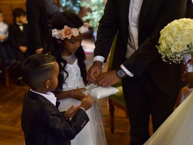 Le mariage de Zacaria et Manoji à Étampes, Essonne 2