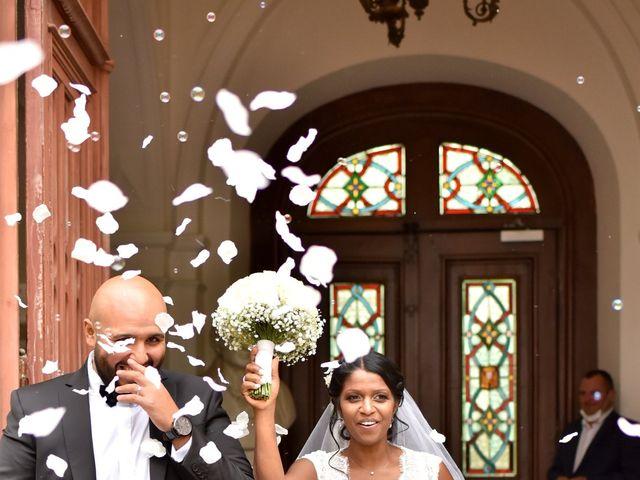 Le mariage de Zacaria et Manoji à Étampes, Essonne 6