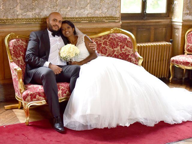 Le mariage de Zacaria et Manoji à Étampes, Essonne 7