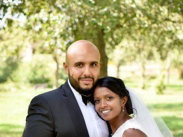 Le mariage de Zacaria et Manoji à Étampes, Essonne 9