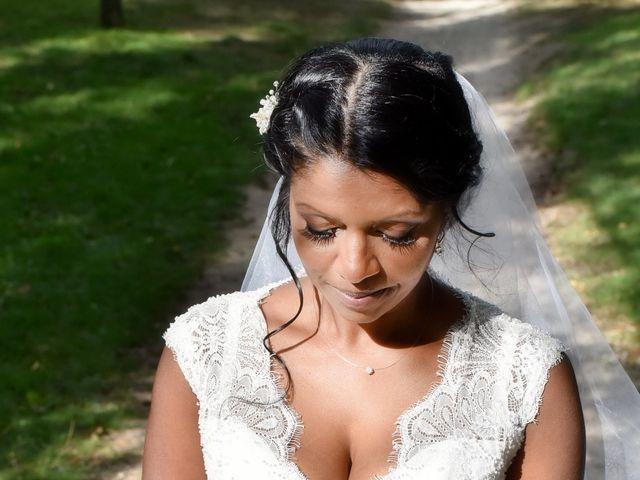 Le mariage de Zacaria et Manoji à Étampes, Essonne 10