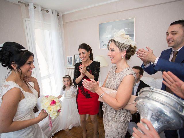 Le mariage de Zareh et Caroline à Arnouville-lès-Mantes, Yvelines 29