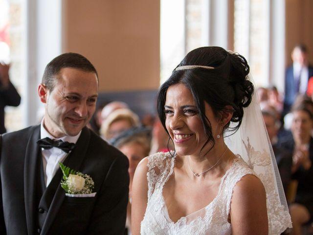 Le mariage de Zareh et Caroline à Arnouville-lès-Mantes, Yvelines 41