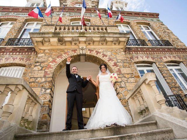 Le mariage de Zareh et Caroline à Arnouville-lès-Mantes, Yvelines 44