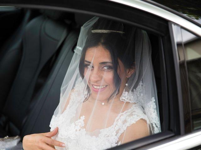 Le mariage de Zareh et Caroline à Arnouville-lès-Mantes, Yvelines 50