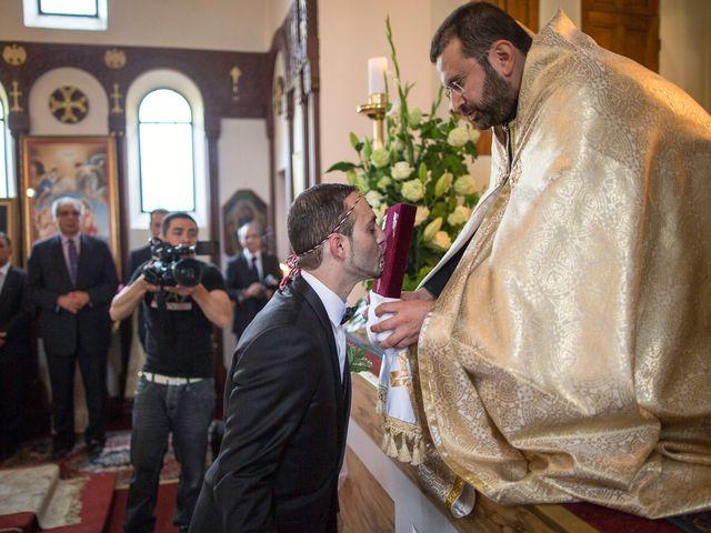 Le mariage de Zareh et Caroline à Arnouville-lès-Mantes, Yvelines 58
