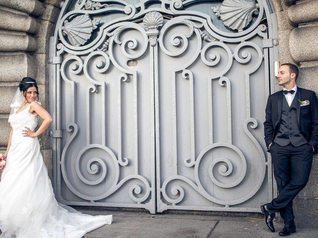 Le mariage de Zareh et Caroline à Arnouville-lès-Mantes, Yvelines 71