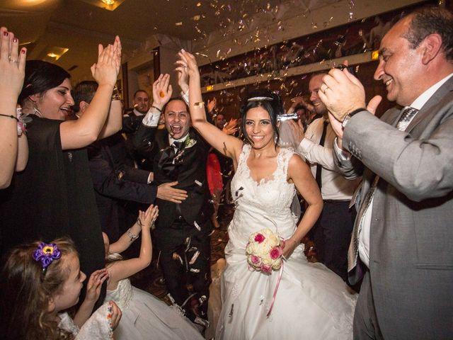 Le mariage de Zareh et Caroline à Arnouville-lès-Mantes, Yvelines 79