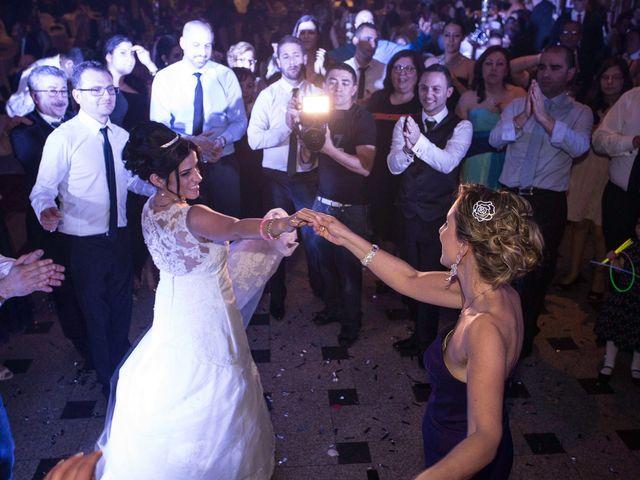 Le mariage de Zareh et Caroline à Arnouville-lès-Mantes, Yvelines 92