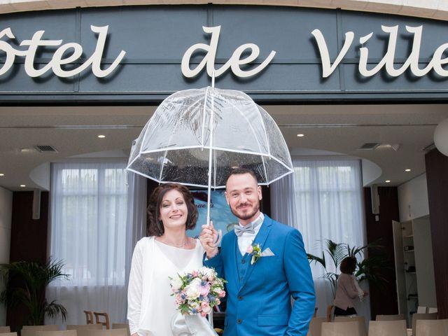 Le mariage de Philippe et Emilie à Gujan-Mestras, Gironde 6