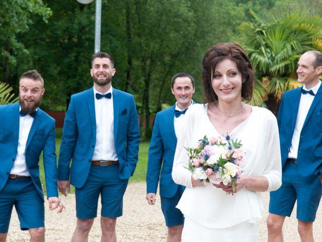 Le mariage de Philippe et Emilie à Gujan-Mestras, Gironde 10