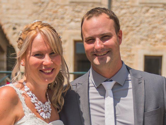 Le mariage de Philippe et Dorottya à Le Crès, Hérault 1