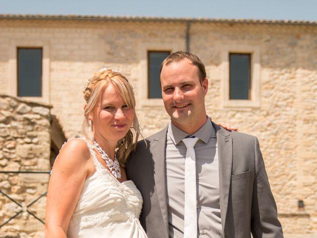 Le mariage de Philippe et Dorottya à Le Crès, Hérault 4