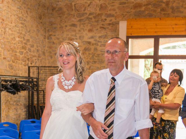 Le mariage de Philippe et Dorottya à Le Crès, Hérault 11