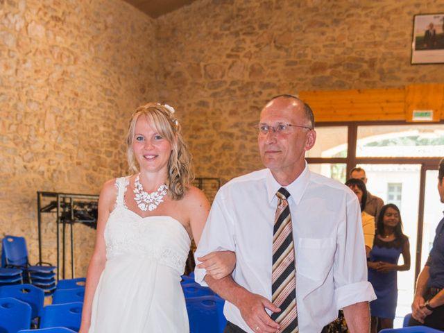 Le mariage de Philippe et Dorottya à Le Crès, Hérault 12