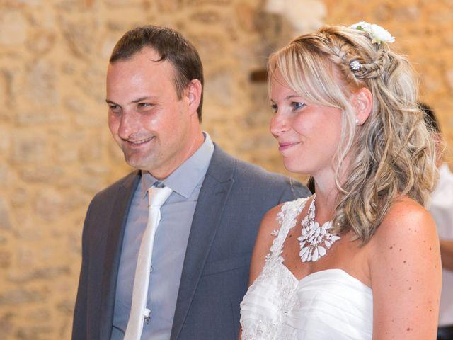 Le mariage de Philippe et Dorottya à Le Crès, Hérault 14