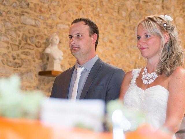 Le mariage de Philippe et Dorottya à Le Crès, Hérault 17