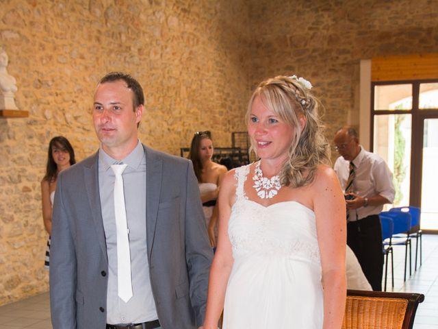 Le mariage de Philippe et Dorottya à Le Crès, Hérault 30