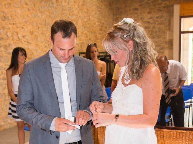 Le mariage de Philippe et Dorottya à Le Crès, Hérault 32