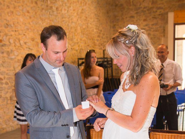 Le mariage de Philippe et Dorottya à Le Crès, Hérault 33