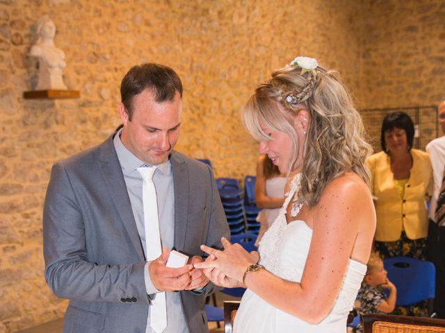 Le mariage de Philippe et Dorottya à Le Crès, Hérault 34