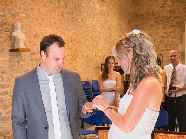 Le mariage de Philippe et Dorottya à Le Crès, Hérault 35