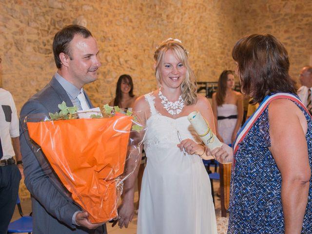 Le mariage de Philippe et Dorottya à Le Crès, Hérault 44
