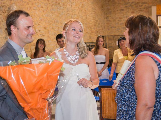 Le mariage de Philippe et Dorottya à Le Crès, Hérault 45