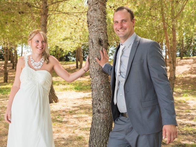 Le mariage de Philippe et Dorottya à Le Crès, Hérault 78
