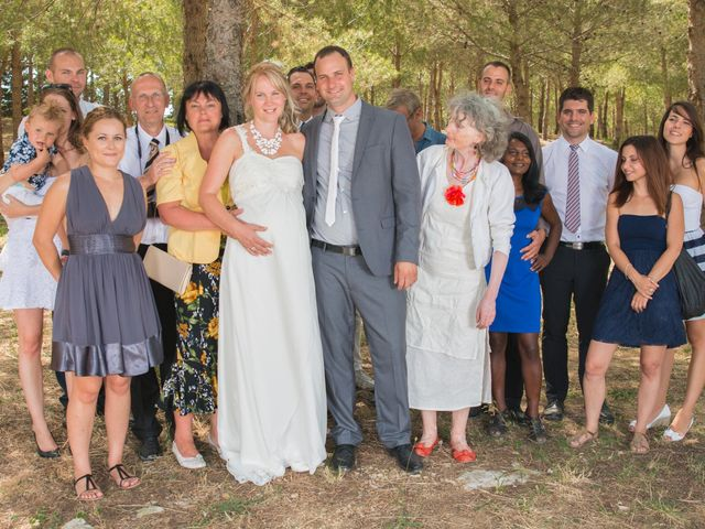 Le mariage de Philippe et Dorottya à Le Crès, Hérault 84