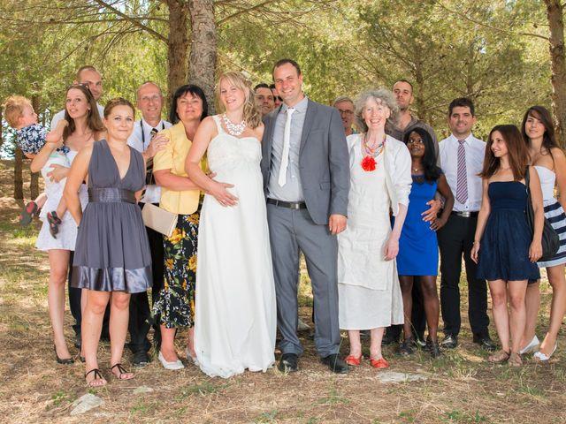 Le mariage de Philippe et Dorottya à Le Crès, Hérault 85