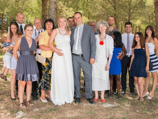 Le mariage de Philippe et Dorottya à Le Crès, Hérault 86