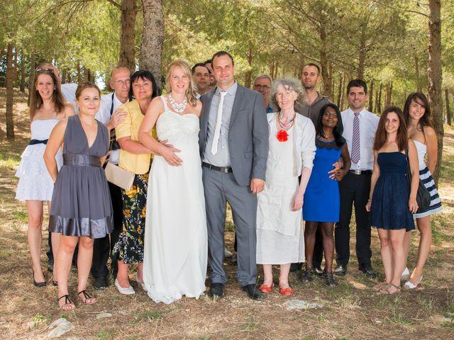 Le mariage de Philippe et Dorottya à Le Crès, Hérault 87