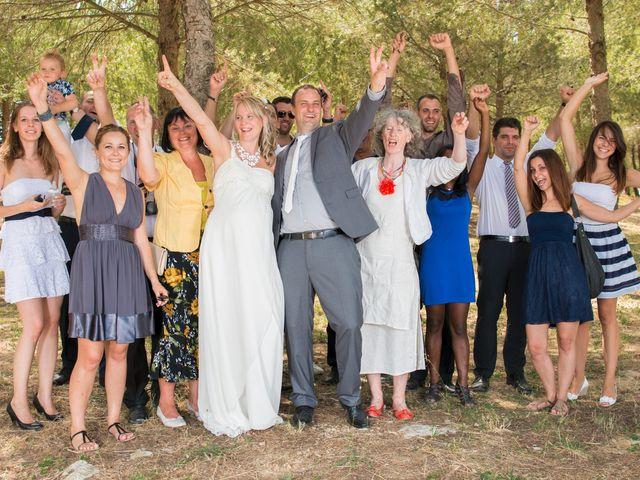 Le mariage de Philippe et Dorottya à Le Crès, Hérault 88