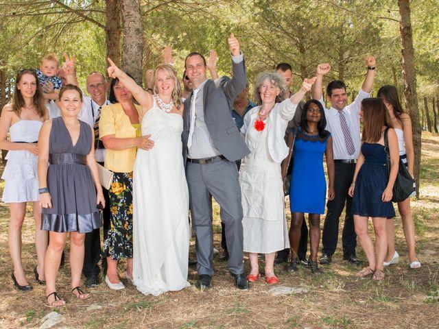 Le mariage de Philippe et Dorottya à Le Crès, Hérault 90