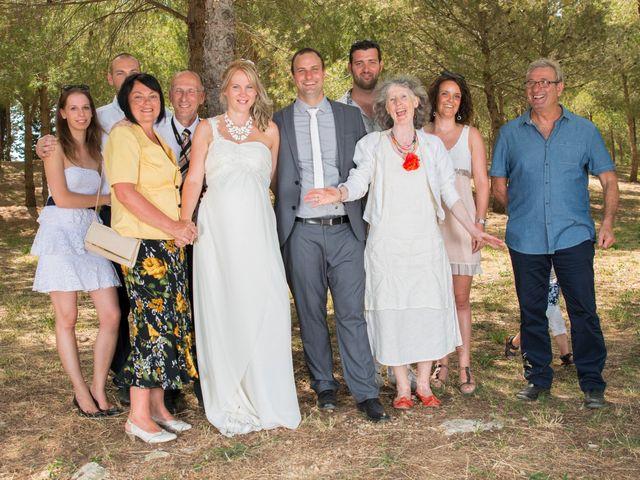 Le mariage de Philippe et Dorottya à Le Crès, Hérault 92