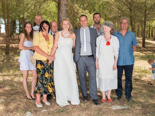 Le mariage de Philippe et Dorottya à Le Crès, Hérault 96
