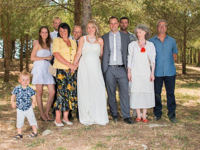 Le mariage de Philippe et Dorottya à Le Crès, Hérault 99