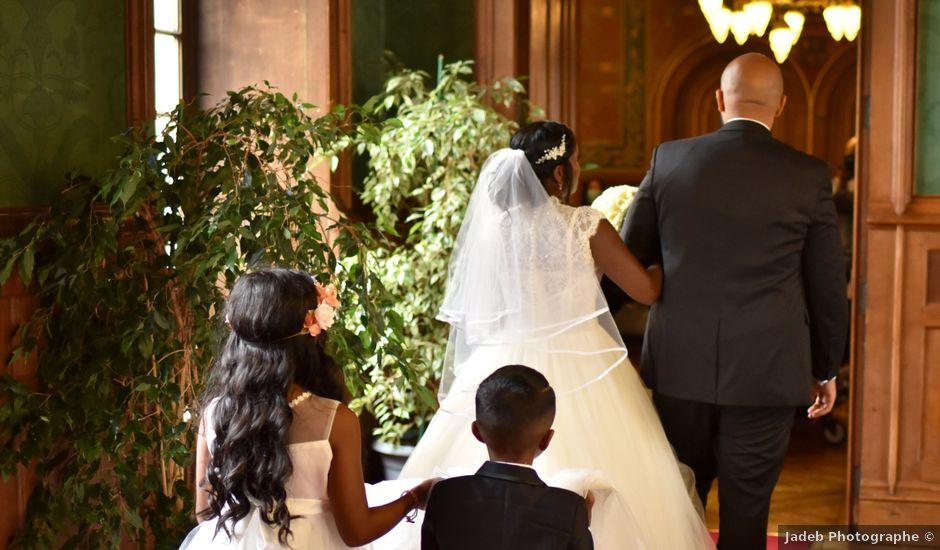 Le mariage de Zacaria et Manoji à Étampes, Essonne