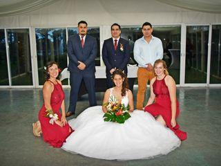 Le mariage de Freddy et Hinano