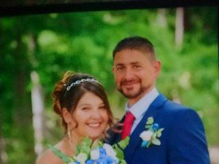 Le mariage de Melanie  et Kevin  2