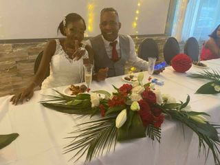 Le mariage de Rose  et Norval