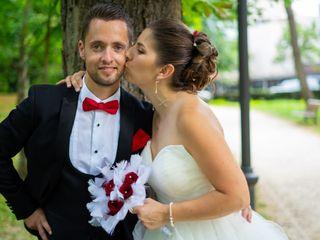 Le mariage de Anais et Patrick
