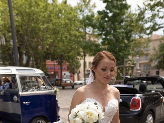 Le mariage de Benoît et Angélique à Trets, Bouches-du-Rhône 13