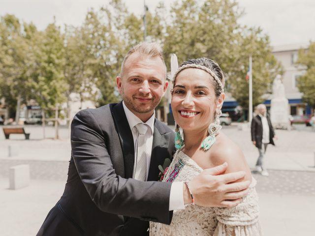 Le mariage de Benoît et Angélique à Trets, Bouches-du-Rhône 27