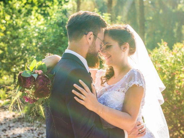 Le mariage de Deborah et Matthieu