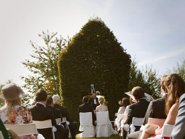 Le mariage de Maurits et Leonie à Authon, Loir-et-Cher 9
