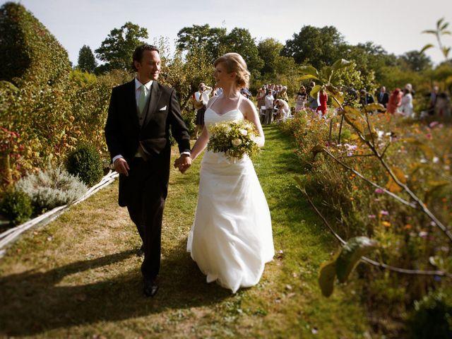 Le mariage de Maurits et Leonie à Authon, Loir-et-Cher 13