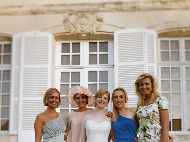 Le mariage de Maurits et Leonie à Authon, Loir-et-Cher 27