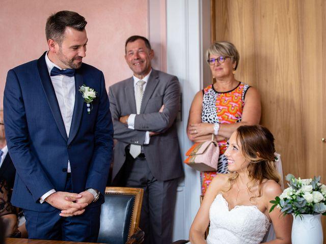 Le mariage de Pierre et Laure à Molsheim, Bas Rhin 8